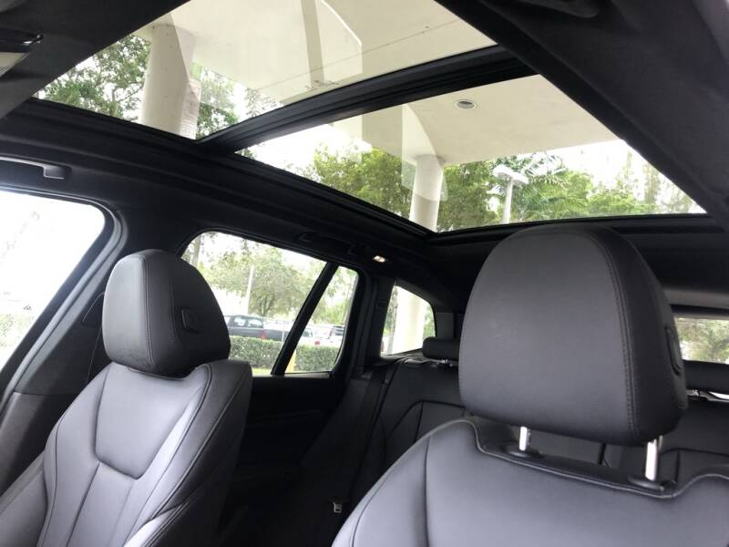 2019 BMW X3 sDrive30i 4dr Sports Activity Vehicle - Davie FL