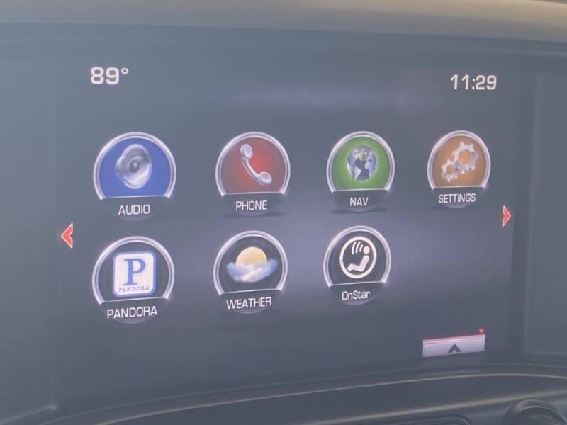2015 GMC Sierra 2500HD 4x4 Denali 4dr Crew Cab SB - Davie FL