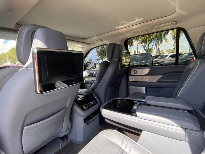 2018 Lincoln Navigator 4x4 Black Label 4dr SUV - Davie FL