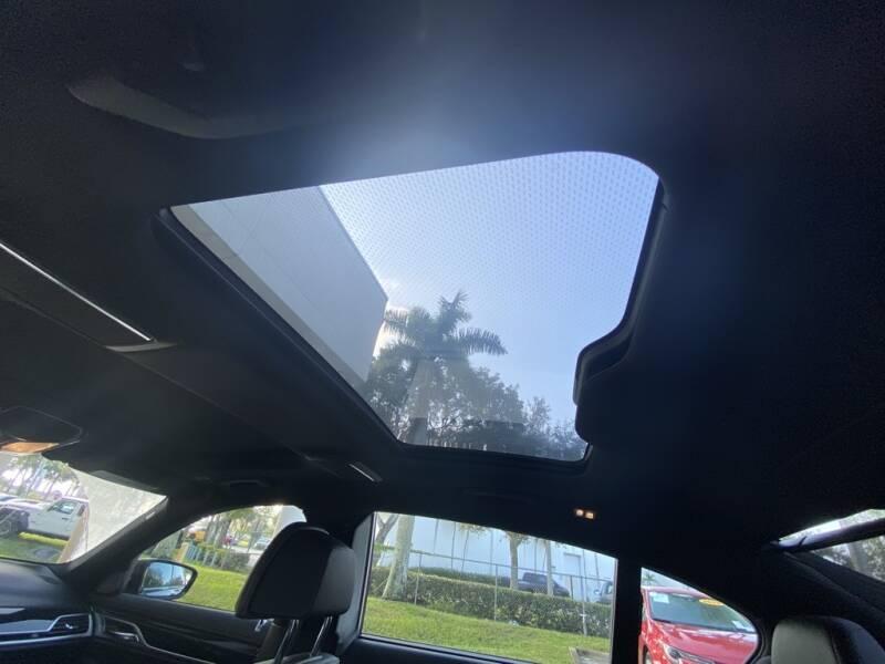 2017 BMW 7 Series 750i 4dr Sedan - Davie FL