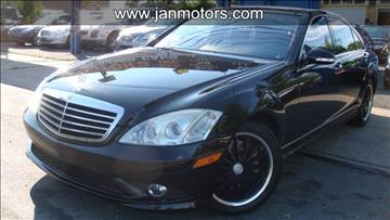 2007 Mercedes-Benz S-Class for sale in Bronx, NY