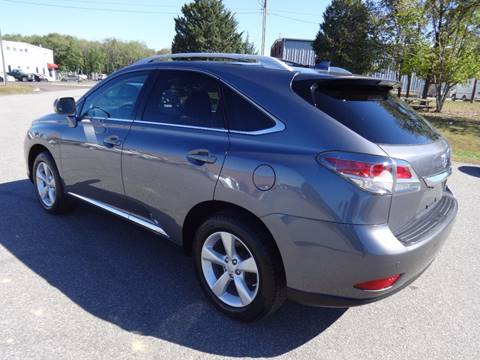 2015 Lexus RX 350 for sale in Fredericksburg, VA