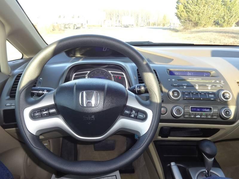 2007 Honda Civic Hybrid 4dr Sedan In Fredericksburg VA - United Motors