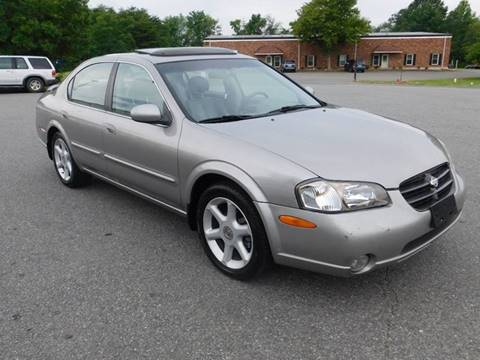 used 2001 nissan maxima for sale - carsforsale®