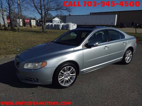 2007 Volvo S80 for sale in Fredericksburg, VA