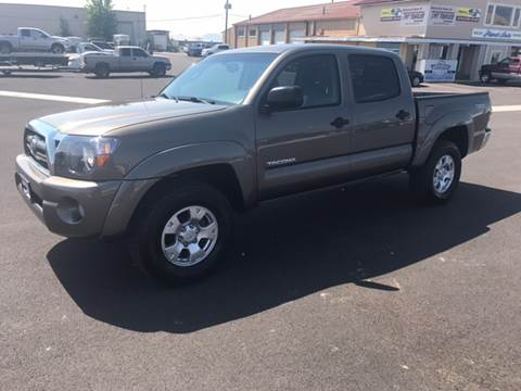 2010 Toyota Tacoma for sale in Hyde Park, UT