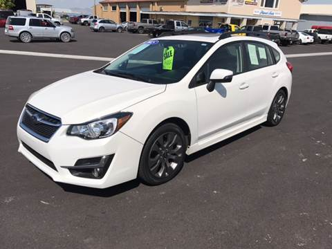 2015 Subaru Impreza for sale in Hyde Park, UT