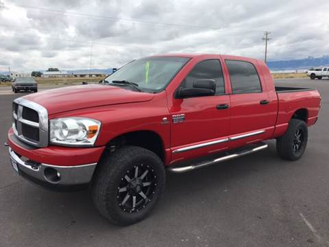2007 Dodge Ram Pickup 2500 for sale in Hyde Park, UT