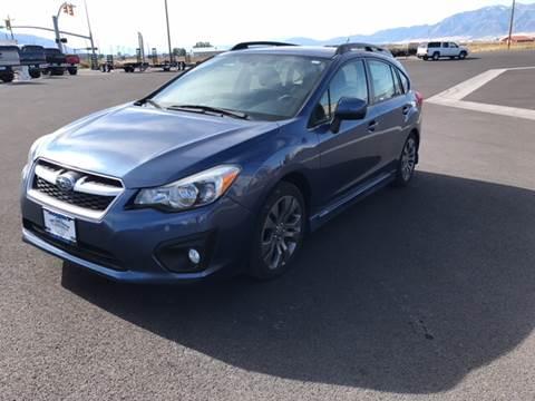 2013 Subaru Impreza for sale in Hyde Park, UT