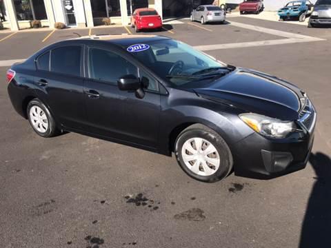 2012 Subaru Impreza for sale in Hyde Park, UT