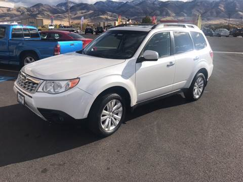 2012 Subaru Forester for sale in Hyde Park, UT