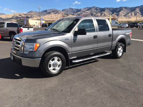 2010 Ford F-150 for sale in Hyde Park, UT