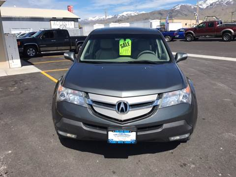 2008 Acura MDX for sale in Hyde Park, UT