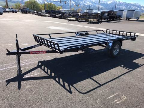 2017 Cargo Craft TUCC513SA for sale in Hyde Park, UT