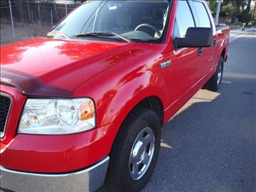 2006 Ford F-150 for sale in Corona, CA