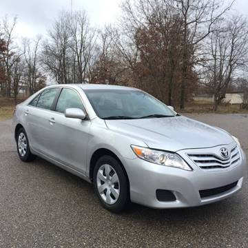 2010 Toyota Camry for sale in Shelby Township, MI