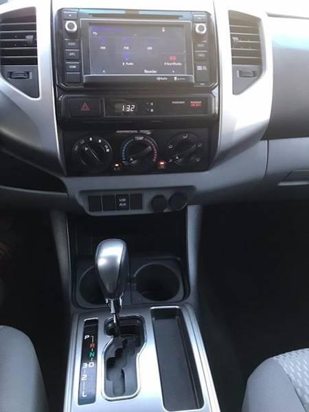 2014 Toyota Tacoma 4x2 PreRunner 4dr Double Cab 5.0 ft SB 4A - Sacramento CA