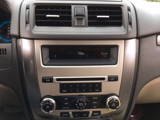 2010 Ford Fusion SEL 4dr Sedan - Sacramento CA