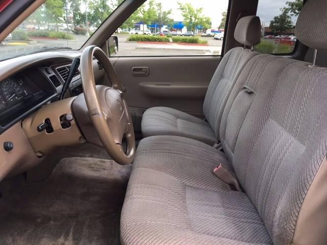 1996 Toyota T100 2dr DX Extended Cab SB - Sacramento CA