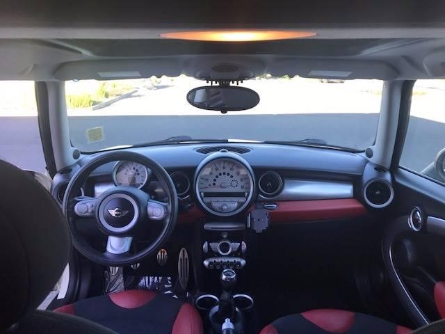 2009 MINI Cooper S 2dr Hatchback - Sacramento CA