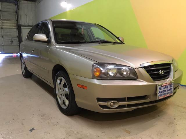 2005 Hyundai Elantra For Sale At Atlantic Auto Sale In Sacramento CA