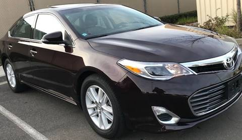 2015 Toyota Avalon For Sale >> Toyota Avalon For Sale In Sacramento Ca Atlantic Auto Sale