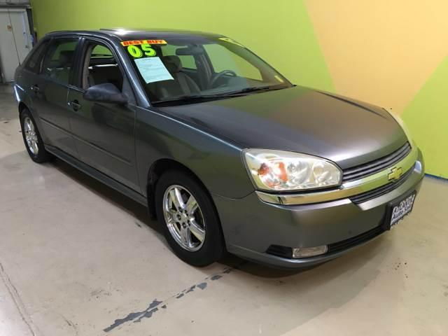 2005 Chevrolet Malibu Maxx For Sale At Atlantic Auto Sale In Sacramento CA