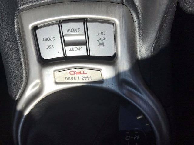 2015 Scion FR-S Release Series 1.0 2dr Coupe 6A - Sacramento CA