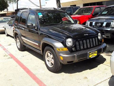 2006 Jeep Liberty for sale in Irving, TX