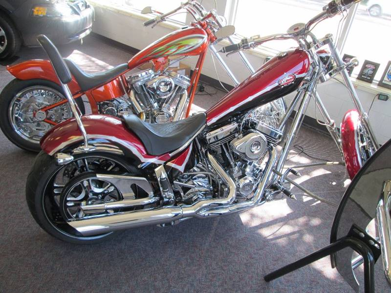 2006 American Ironhorse AnniversarySeriesTexasChopper for sale at Stagner INC in Lamar CO