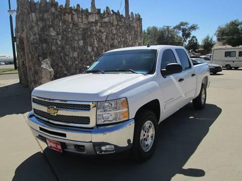 2012 Chevrolet Silverado 1500 for sale in Lamar, CO