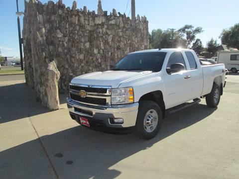 2013 Chevrolet Silverado 2500HD for sale in Lamar, CO