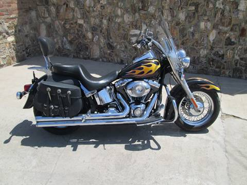 2008 Harley-Davidson Heritage Softtail for sale at Stagner INC in Lamar CO