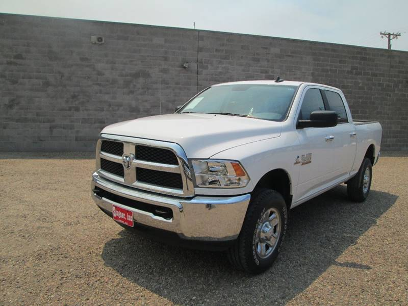 2016 RAM Ram Pickup 2500 for sale at Stagner INC in Lamar CO