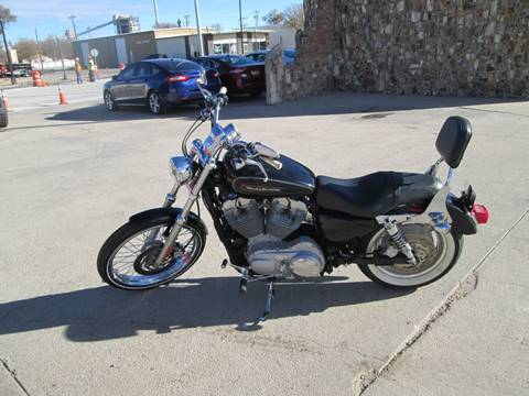 2009 Harley-Davidson Sportster for sale at Stagner INC in Lamar CO