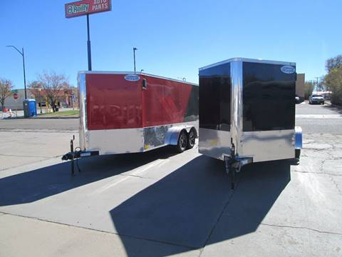 2019 Continental Cargo Enclosed Trailer for sale in Lamar, CO