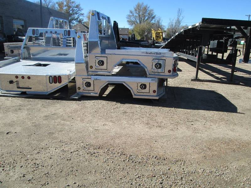 2019 Bradford Built Flatbed for sale at Stagner INC in Lamar CO