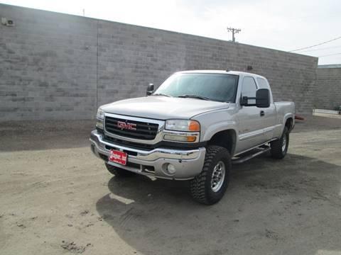 2006 GMC Sierra 2500HD for sale in Lamar, CO