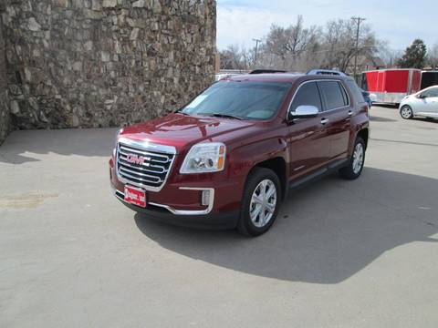 2017 GMC Terrain for sale at Stagner INC in Lamar CO