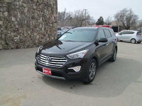 2016 Hyundai Santa Fe for sale at Stagner INC in Lamar CO