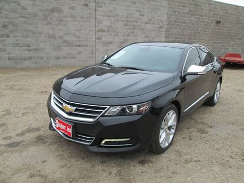 2017 Chevrolet Impala for sale at Stagner INC in Lamar CO