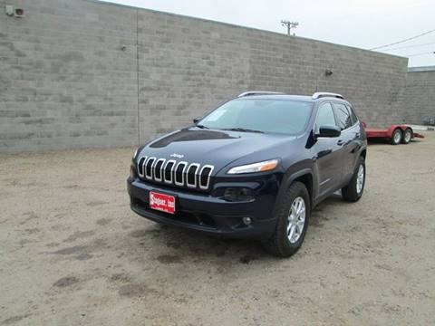 2016 Jeep Cherokee for sale at Stagner INC in Lamar CO