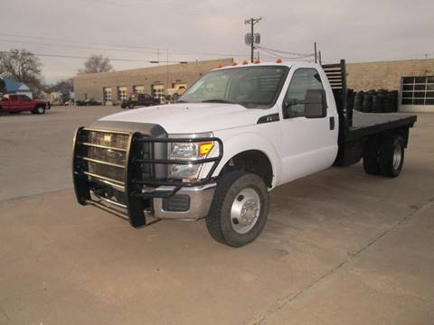 2012 Ford F-350 Super Duty for sale at Stagner INC in Lamar CO