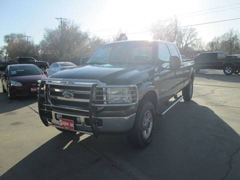 2005 Ford F-350 Super Duty for sale at Stagner INC in Lamar CO