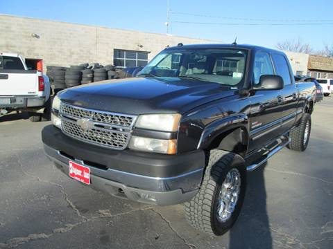 2005 Chevrolet Silverado 2500HD for sale at Stagner INC in Lamar CO