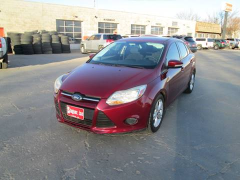 2014 Ford Focus for sale at Stagner INC in Lamar CO