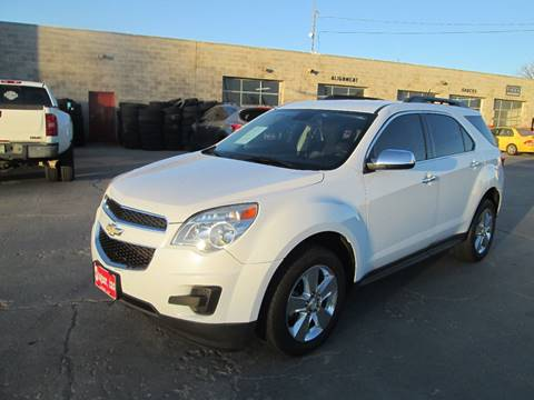 2015 Chevrolet Equinox for sale at Stagner INC in Lamar CO