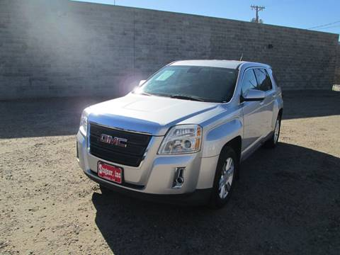 2012 GMC Terrain for sale at Stagner INC in Lamar CO