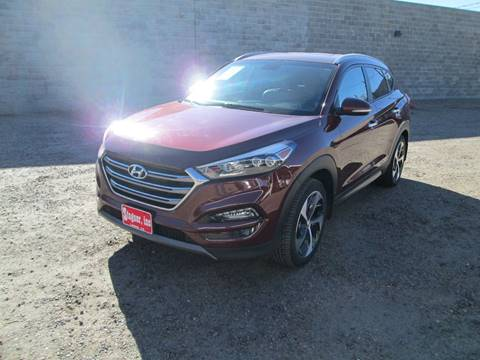 2016 Hyundai Tucson for sale at Stagner INC in Lamar CO