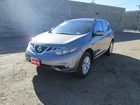 2012 Nissan Murano for sale at Stagner INC in Lamar CO